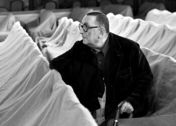 В возрасте 82 лет умер народный художник России Сергей Бархин