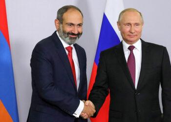 Пашинян рассказал свою версию переговоров сПутиным поКарабаху