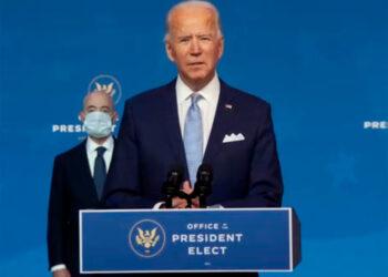 Джо Байден лично представил ключевых сотрудников своей администрации