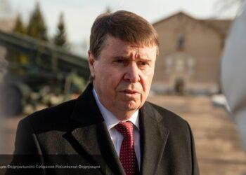 Сенатор Цеков оценил новые санкции США против трех российских компаний