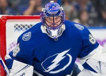Россиянин Василевский стал лучшим вратарем лиги по версии НХЛ