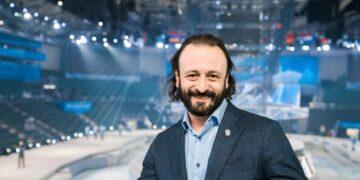 Авербух оценил работу Загитовой в качестве ведущей шоу «Ледниковый период»