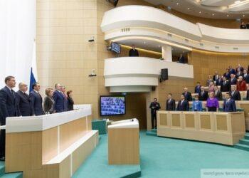 Бюджет России на ближайшие три года одобрили в Совфеде