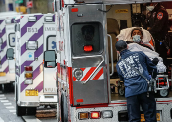 ВСШАзасутки умерли более 2,7тысячи пациентов сCOVID-19