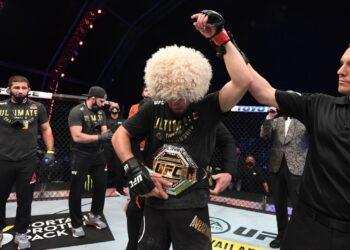 Президент UFC намерен уговорить Хабиба подраться еще раз