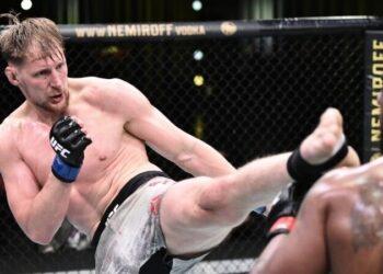 UFC анонсировал следующий поединок с участием россиянина Волкова