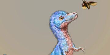Ученые смоделировали внешний вид ребенка-тираннозавра