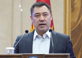 ЦИК Кыргызстана официально объявил Жапарова президентом и утвердил итоги референдума по форме правления