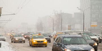 Москва заняла первое место в рейтинге самых пробочных городов