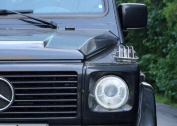 Mercedes-Benz представил конкурента Tesla – электровнедорожник EQA
