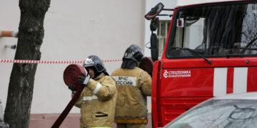 В Ленобласти загорелся многоквартирный дом, эвакуировано 60 человек