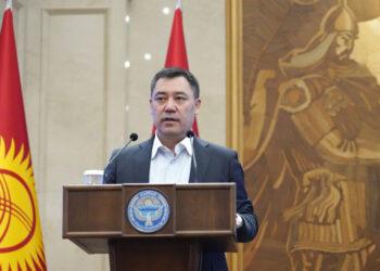 ЦИК Кыргызстана: Жапаров победил на выборах президента с 79,2% голосов