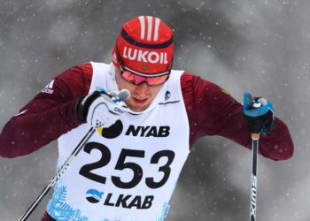"""""""Гонка Легкова"""" стала заметным событием лыжного спорта"""
