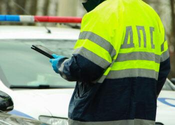 На юго-востоке Москвы произошло ДТП с участием пяти автомобилей