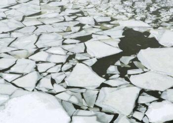 Спасатели на Сахалине сняли с отколовшейся льдины 44 рыбака