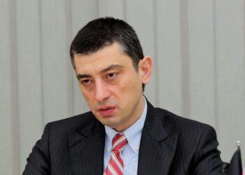 Премьер-министр Грузии Георгий Гахария заявил об отставке