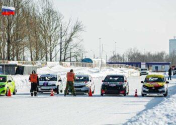 Московская B-Tuning стала призером по итогам сезона Кубка России по ледовым гонкам