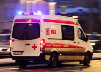 В ДТП на Садовом кольце в Москве пострадали четыре человека