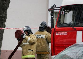 Взрыв газа в доме в Серпухове: из-под завалов извлекли девочку