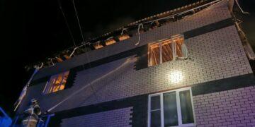 СКР: Два человека задержаны после взрыва газа под Нижним Новгородом