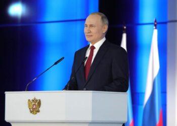 Песков: Путин огласит послание Федеральному собранию 21 апреля